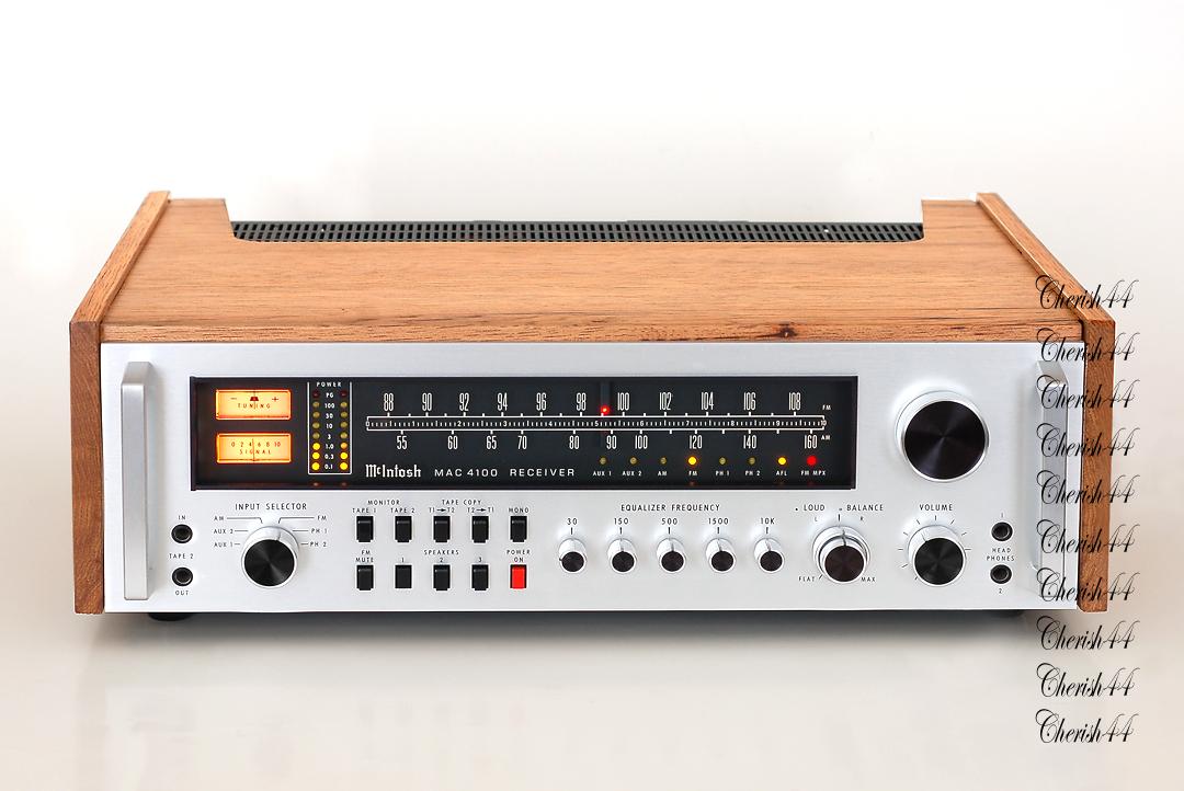 MAC 4100 - 1