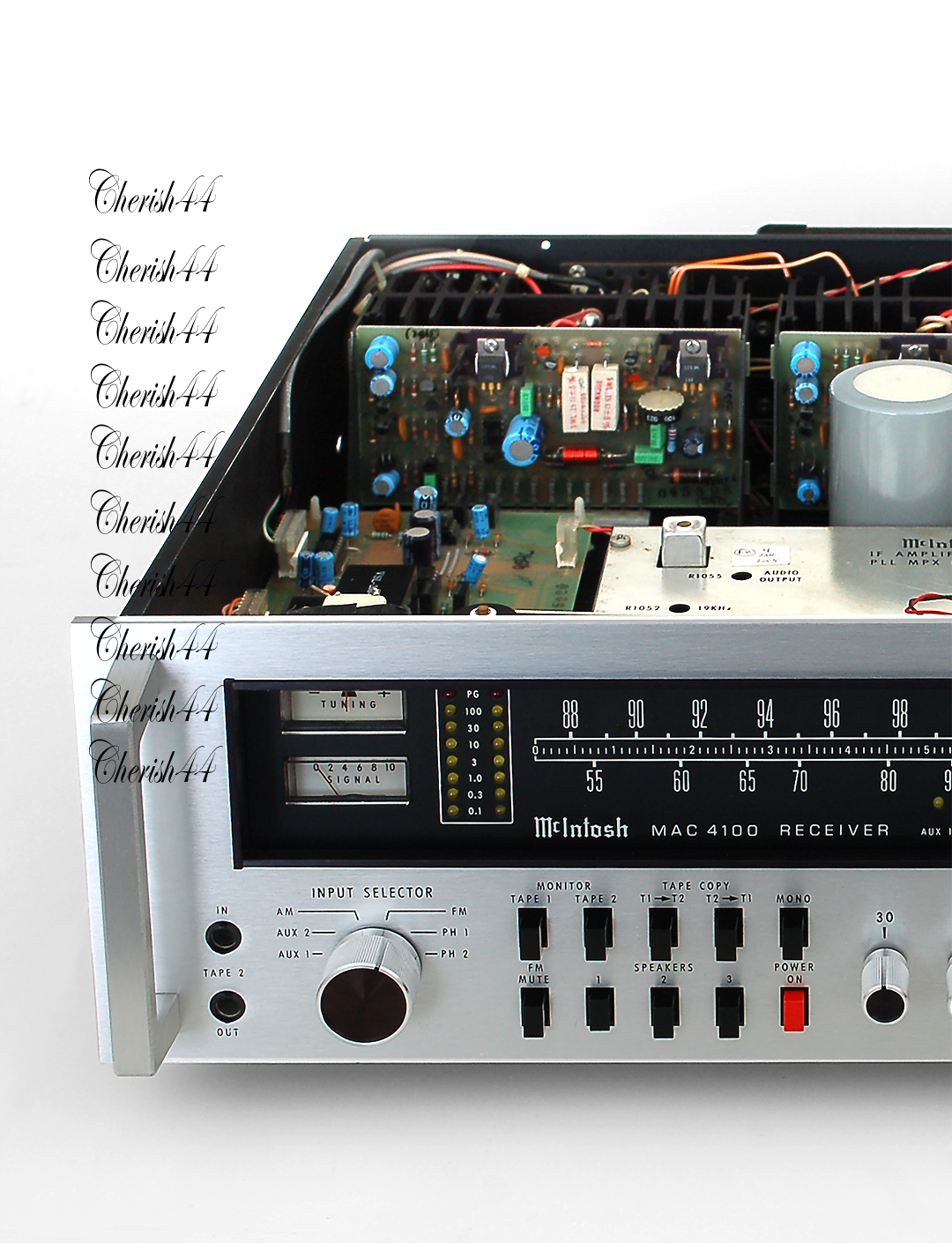 MAC 4100 - 3