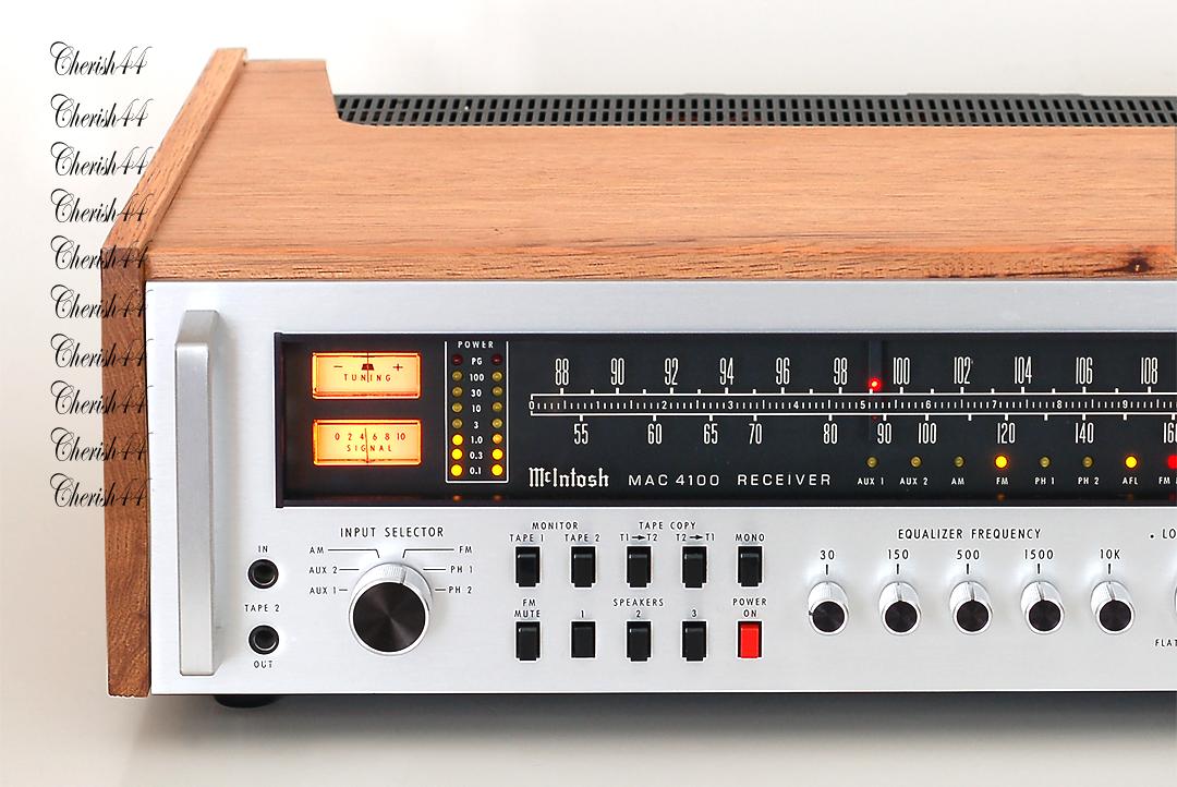 MAC 4100 - 8